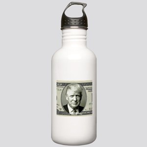 Trump Money Stainless Water Bottle 1.0L