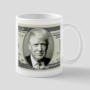 Trump Money Mugs