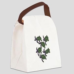HATCHLINGS Canvas Lunch Bag