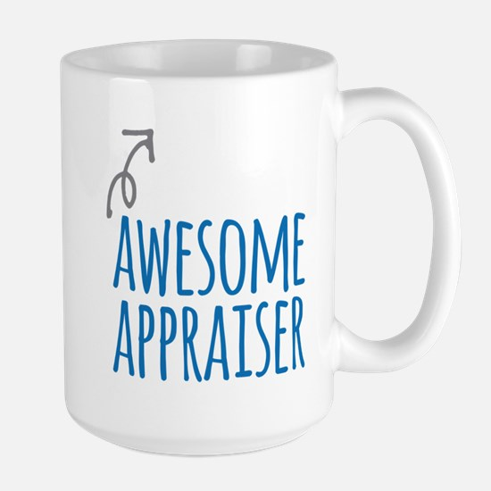 Awesome appraiser Mugs