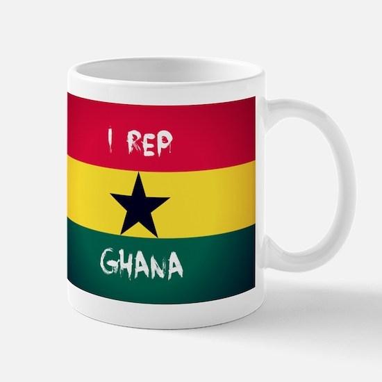 I Rep Ghana Mugs