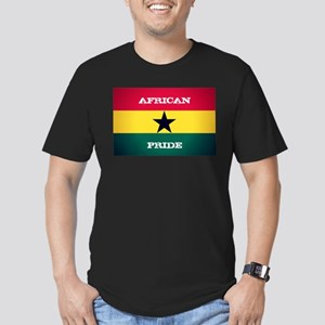 African Pride Ghana Flag T-Shirt