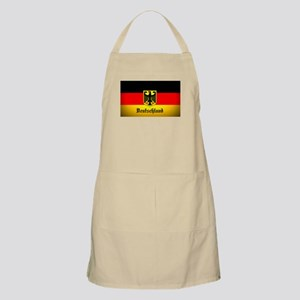 Deutschland Flag Coat of Arms Apron