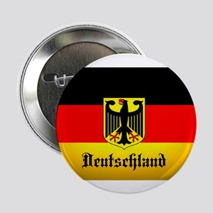"Deutschland Flag Coat of Arms 2.25"" Button (10 pac"