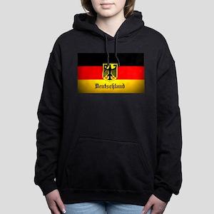 Deutschland Flag Coat of Arms Sweatshirt