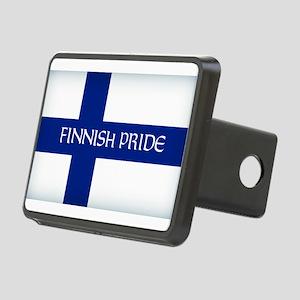 Finnish Pride Hitch Cover