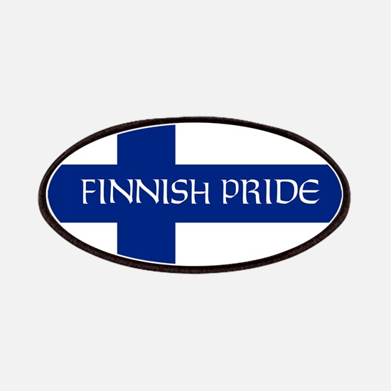 Finnish Pride Patch