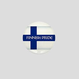 Finnish Pride Mini Button