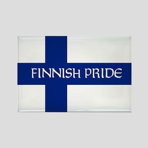 Finnish Pride Magnets
