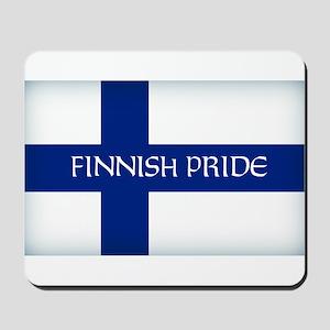 Finnish Pride Mousepad