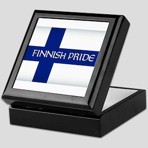 Finnish Pride Keepsake Box