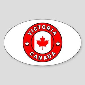 Victoria Canada Sticker