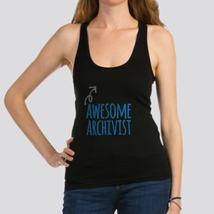 Awesome archivist Tank Top