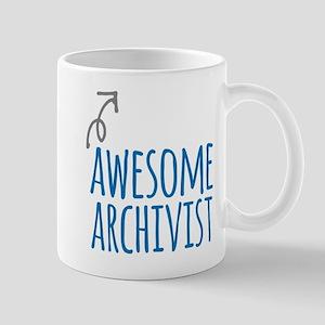 Awesome archivist Mugs