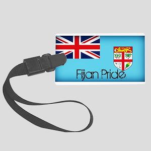 Fijian Pride Luggage Tag