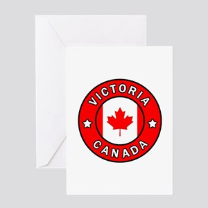 Victoria Canada Greeting Cards