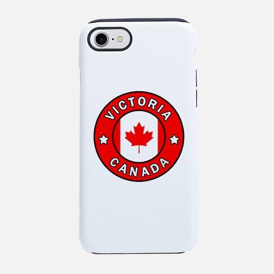 Victoria Canada iPhone 8/7 Tough Case