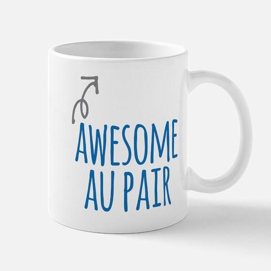 Awesome au pair Mugs