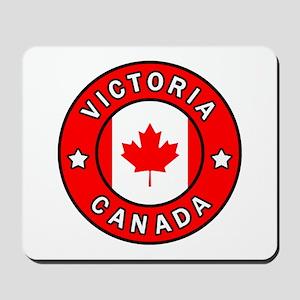 Victoria Canada Mousepad