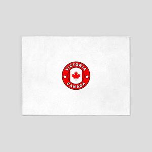 Victoria Canada 5'x7'Area Rug