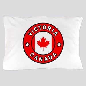Victoria Canada Pillow Case