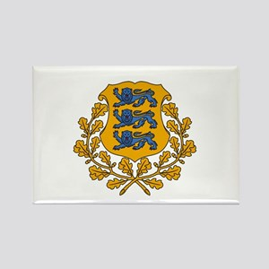 Estonian Coat of Arms Magnets