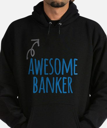 Awesome banker Sweatshirt