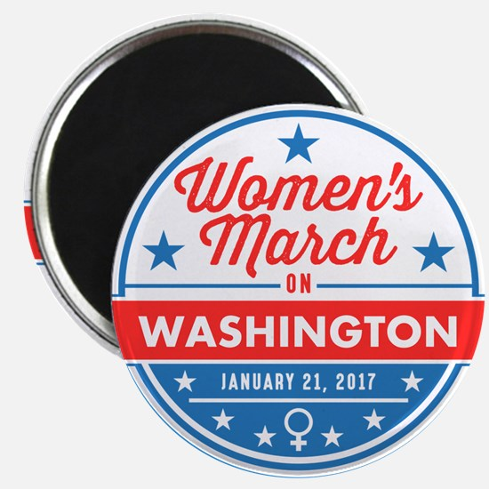 """March on Washington 2.25"""" Magnet (10 pack)"""