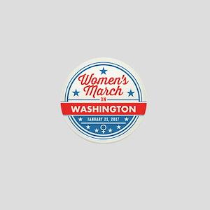 March on Washington Mini Button