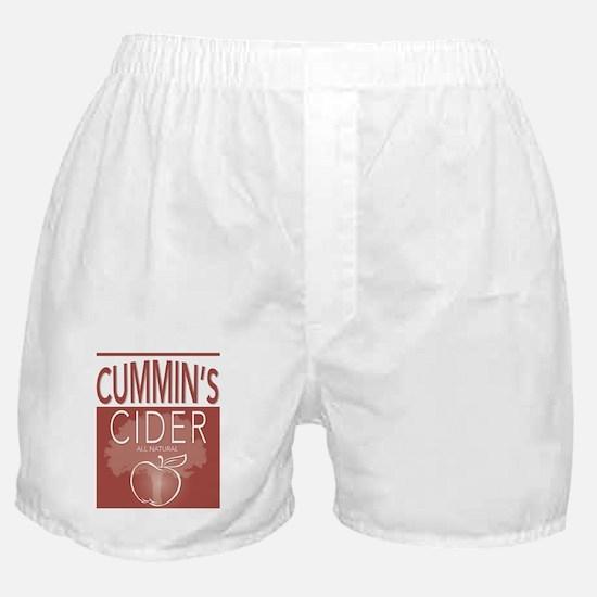 Cummin's Cider Boxer Shorts