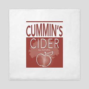 Cummin's Cider Queen Duvet