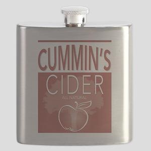Cummin's Cider Flask