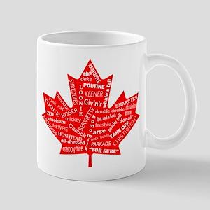 CanadaSlang Mugs