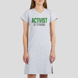 Activist in Training Women's Nightshirt