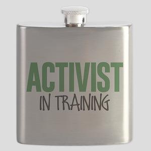 Activist in Training Flask