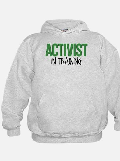 Activist in Training Hoodie