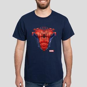 Spider-Man Chest Dark T-Shirt