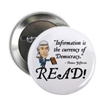 Thomas Jefferson - Read!<br> Button