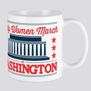 Nasty Women March Mug