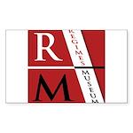 RM Logo Sticker