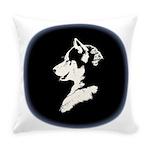 Husky Puppy Everyday Pillow