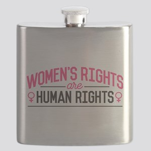 Women's Rights Flask