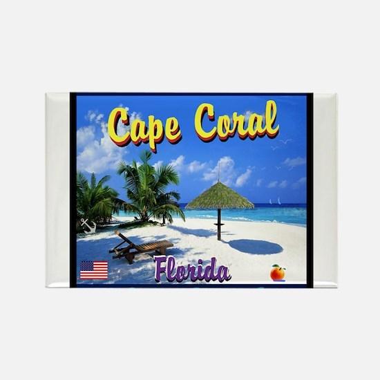 Cape Coral Florida Magnets