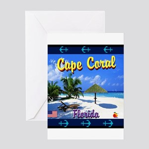 Cape Coral Florida Greeting Cards