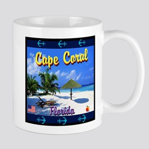 Cape Coral Florida Mugs
