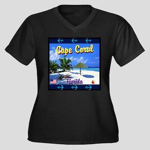 Cape Coral Florida Plus Size T-Shirt
