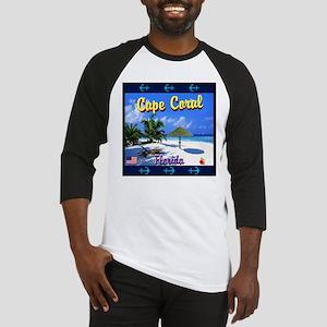 Cape Coral Florida Baseball Jersey