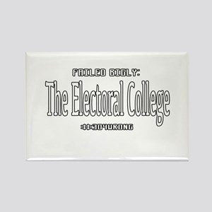Failed Bigly Electoral Magnets