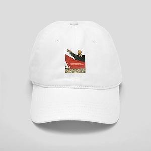 Vladimir Lenin soviet propaganda Cap