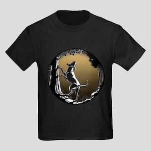 Hound Dog Art Gifts Hunting Dog Shir T-Shirt